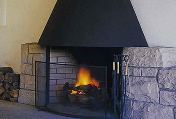 オーダー暖炉